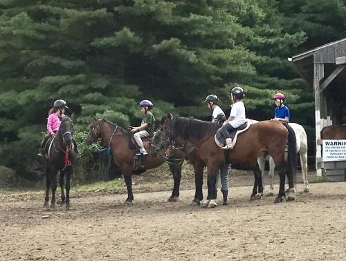 騎馬活動1